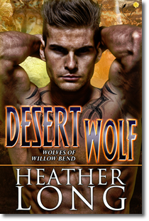 Desert Wolf (Wolves of Willow Bend #8)