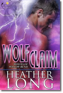 Wolf Claim (Wolves of Willow Bend#3)