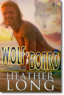 Wolf on Board (Wolves of Willow Bend#9.5)