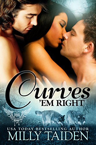 Curves 'Em Right (Paranormal Dating Agency #4)