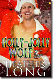 Holly, Jolly Wolf (Wolves of Willow Bend #9.75)