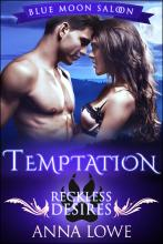 Temptation (Blue Moon Saloon #2)