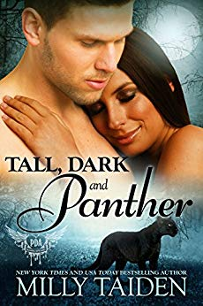 Tall, Dark, and Panther (Paranormal Dating Agency #5)