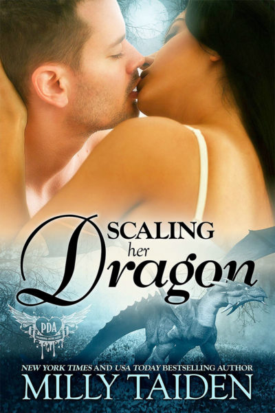 Scaling Her Dragon (Paranormal Dating Agency#8)