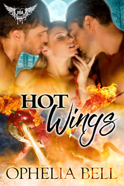 Hot Wings: Paranormal Dating Agency (Aurora Champions Book2)