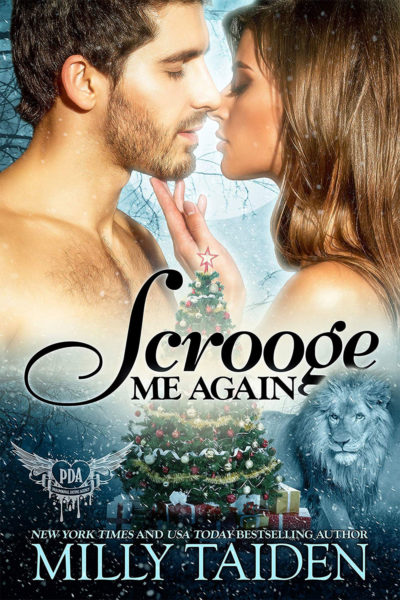 Scrooge Me Again: Paranormal Shifter Holiday Romance (Paranormal Dating Agency Book18)