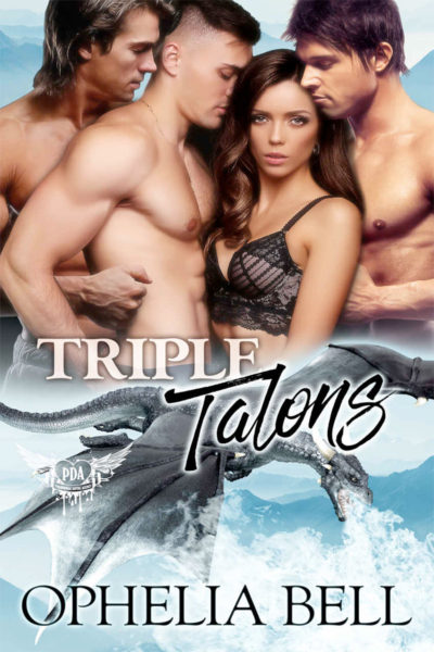 Triple Talons: Paranormal Dating Agency (Aurora Champions Book3)