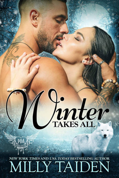 Winter Takes All (Paranormal Dating Agency Book19)