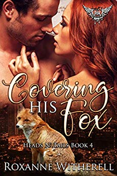 Covering His Fox: Paranormal Dating Agency (Heads N' Tails Series Book4)