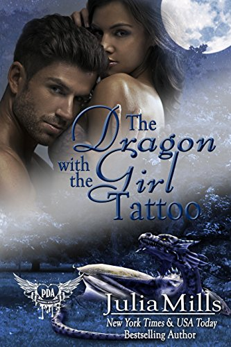 Dragon With the Girl Tattoo: Paranormal Dating Agency (Dragon Guard Book21)