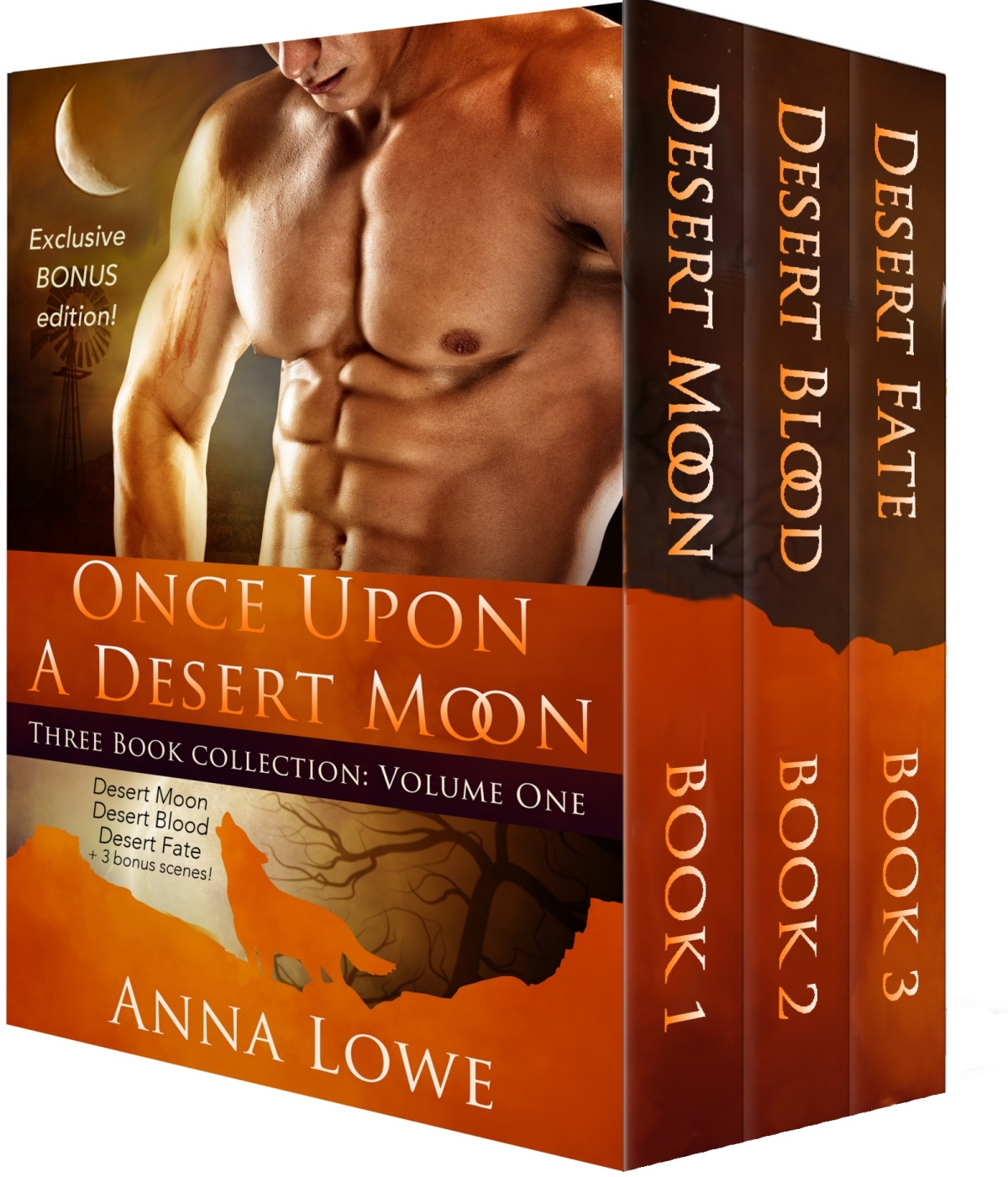 Once upon a Desert Moon (Vol. 1)