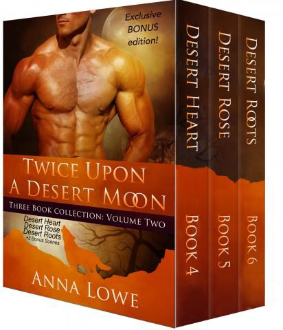 Twice Upon a Desert Moon