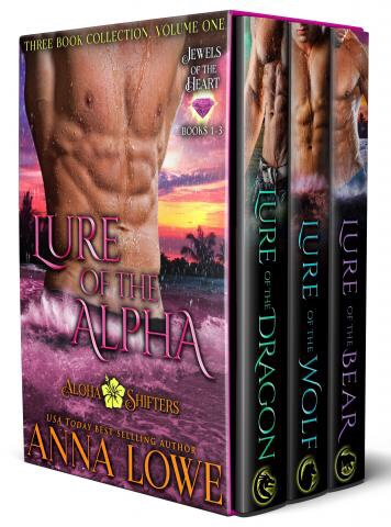 Lure of the Alpha: Three Book Collection – Volume 1