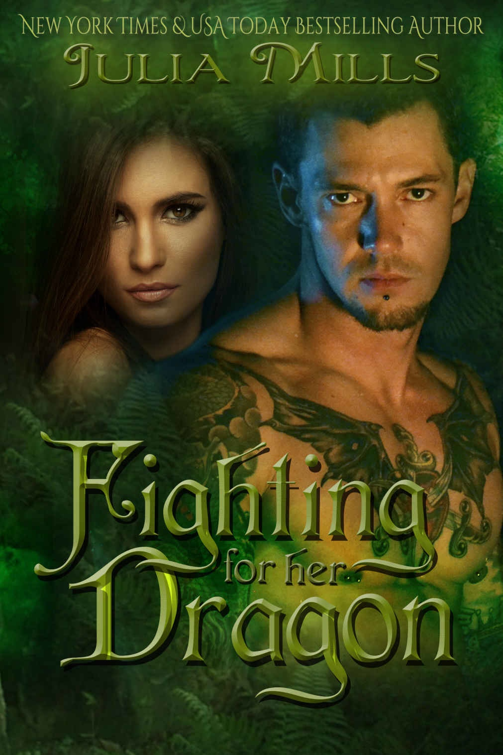 Fighting For Her Dragon (Dragon Guard Series Book7)