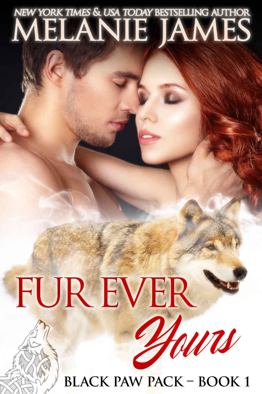 Fur Ever Yours: A Paranormal Shifter Romance (Black Paw Pack Book1)