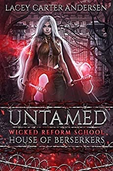 Untamed: House of Berserkers: A Reverse Harem Romance