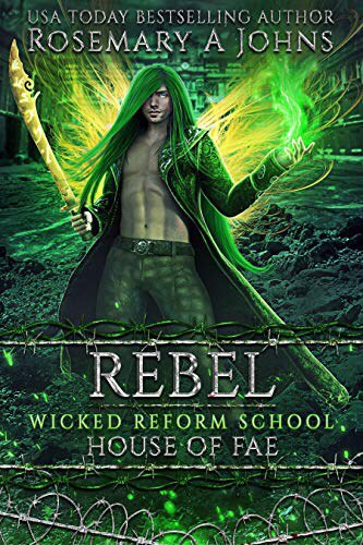 Rebel: House of Fae: A Dark Fae Paranormal Romance