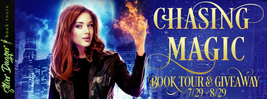 Chasing Magic – The Last Witch Coven Book 1