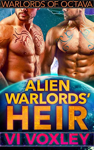 Alien Warlords' Heir (Warlords of Octava Book 2)