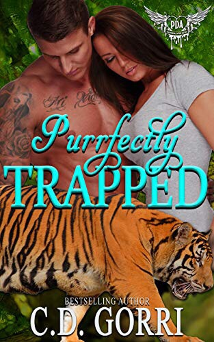 Purrfectly Trapped: Paranormal Dating Agency (A Maverick Pride Tale Book3)