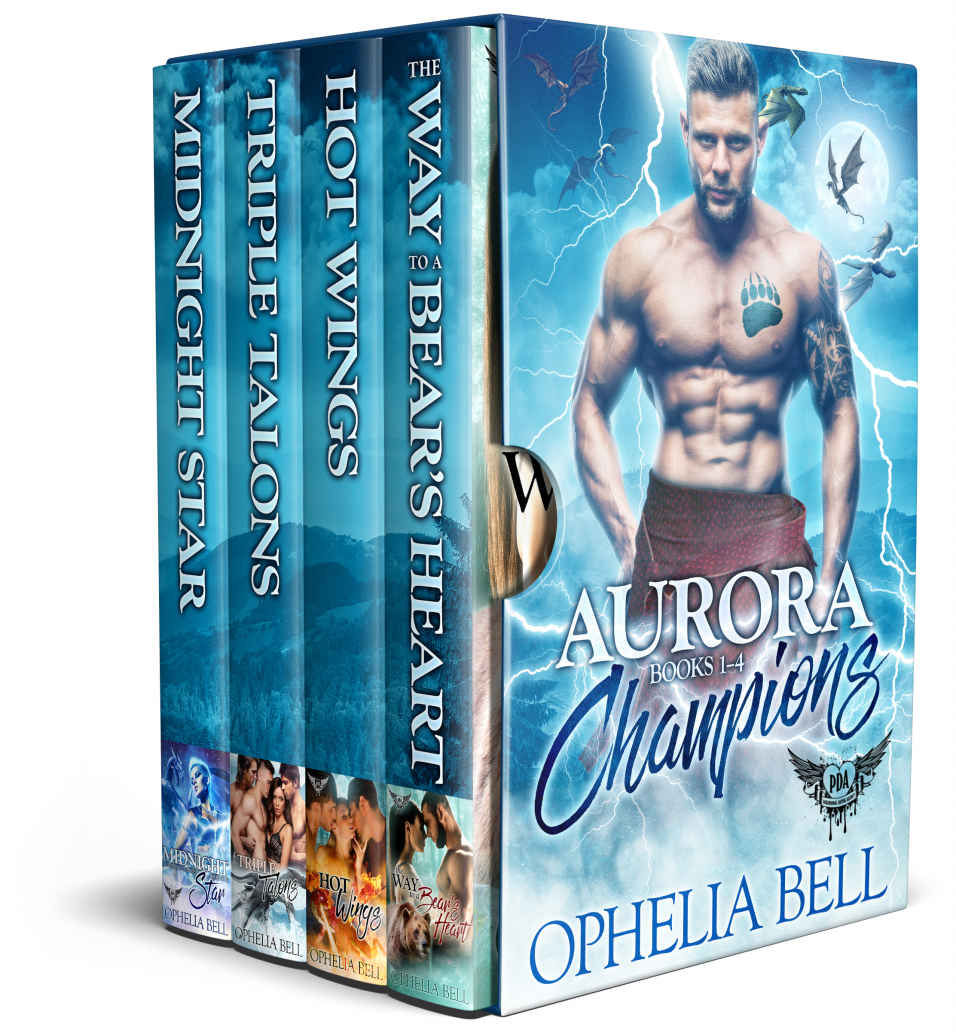 Aurora Champions Box Set: Paranormal Dating Agency