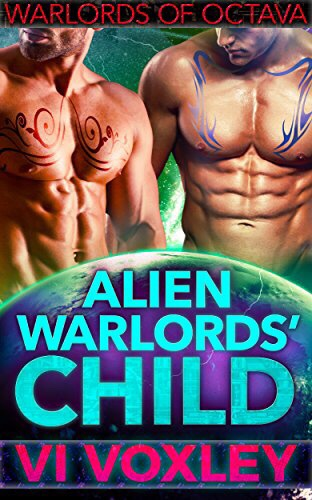 Alien Warlords' Child (Warlords of Octava Book 3)