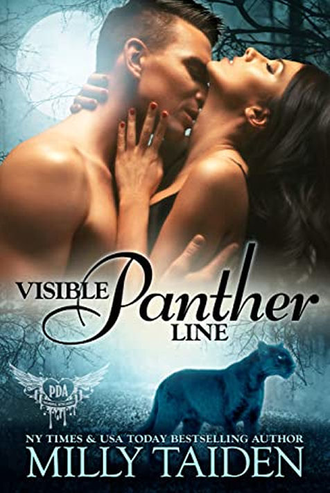 Visible Panther Line (Paranormal Dating Agency Book27)