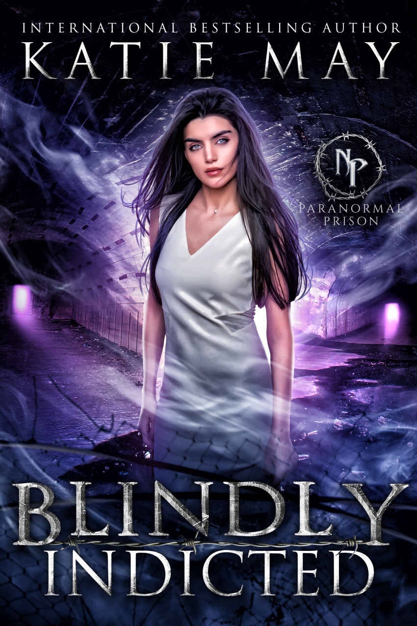Blindly Indicted (Paranormal Prison)