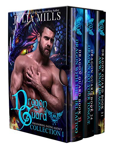 Dragon Guard: Paranormal Dating Agency (Collection Book1)