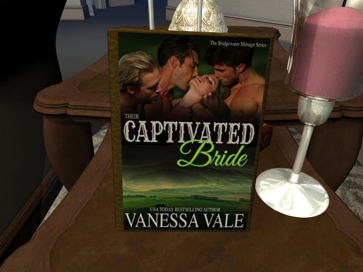 Their Captivated Bride (Bridgewater Menage Series Book 4)