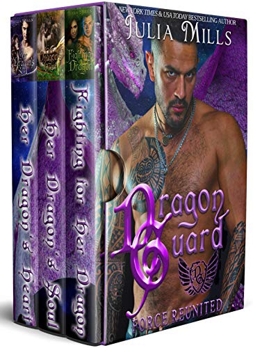 Dragon Guard Series: Volume 3