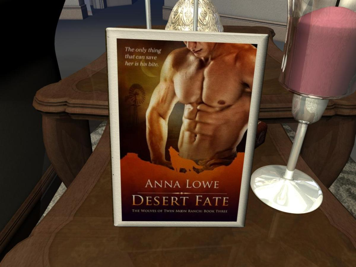 The Wolves of Twin Moon Ranch Book 3: Desert Fate