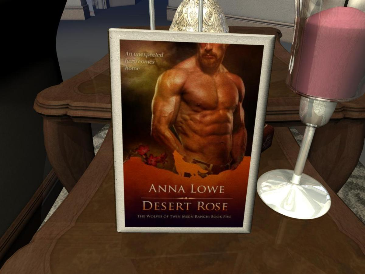 The Wolves of Twin Moon Ranch 5: Desert Rose
