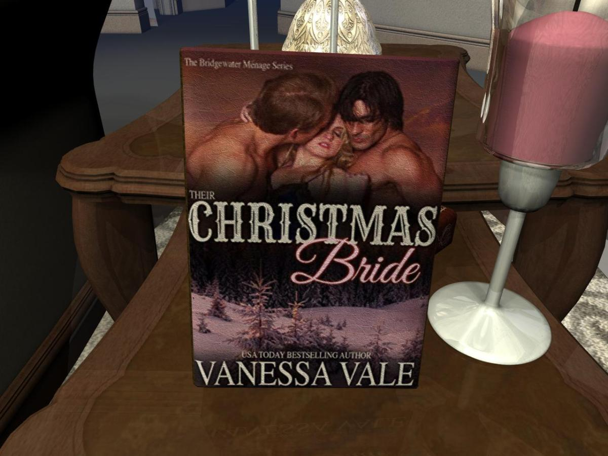 Their Christmas Bride (Bridgewater Menage Series Book 6)