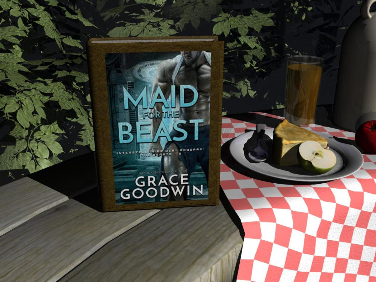 Maid for the Beast, Grace Goodwin, Interstellar Bride Program