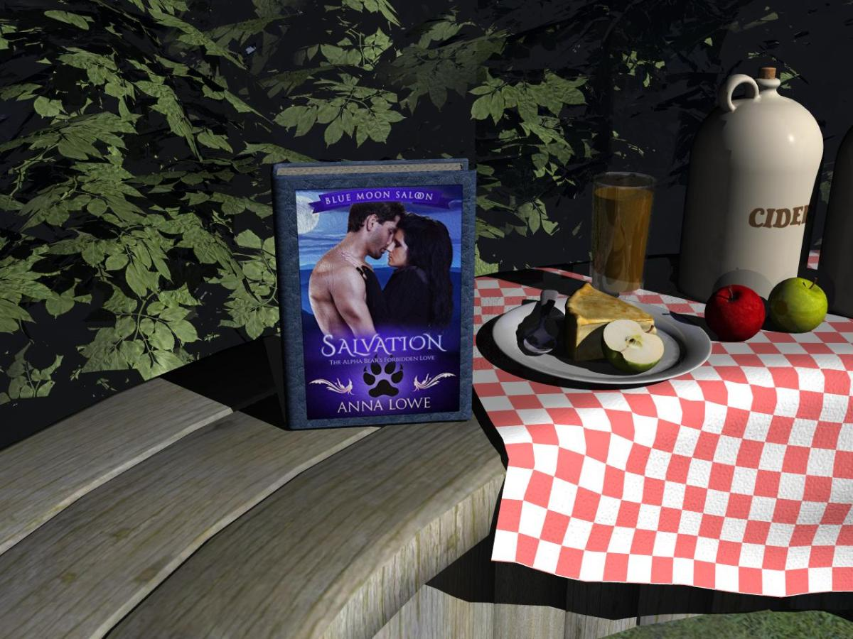 Blue Moon Saloon Book 4: Salvation
