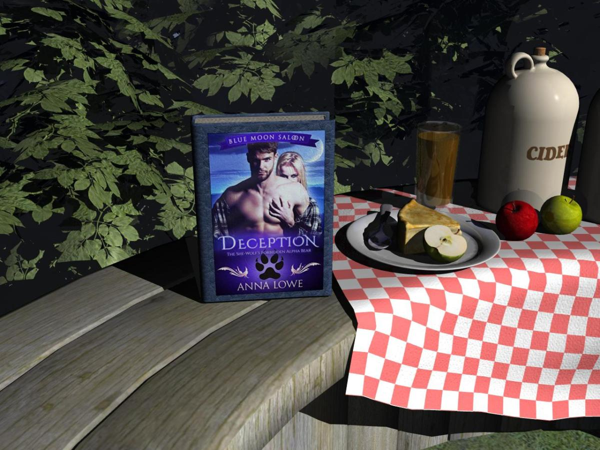 Blue Moon Saloon Book 5: Deception