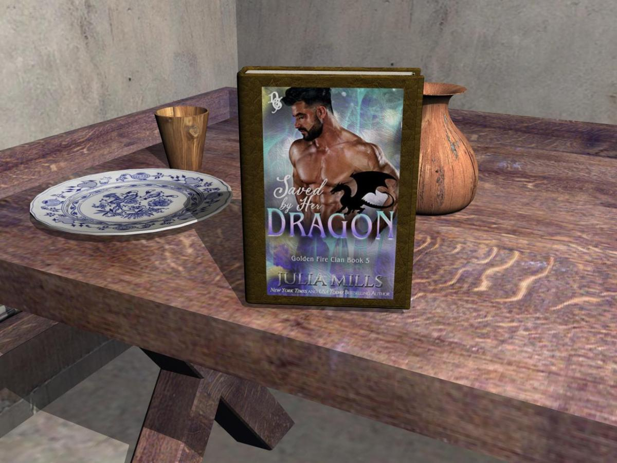 Golden Fire Clan (Dragon Guard Series Book 5): Saved by Her Dragon