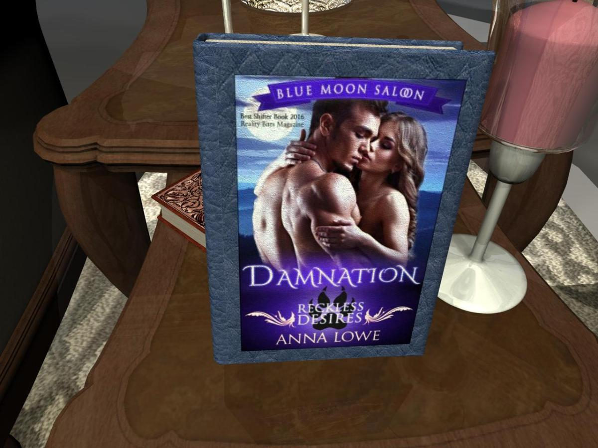 Blue Moon Saloon Book 1: Damnation