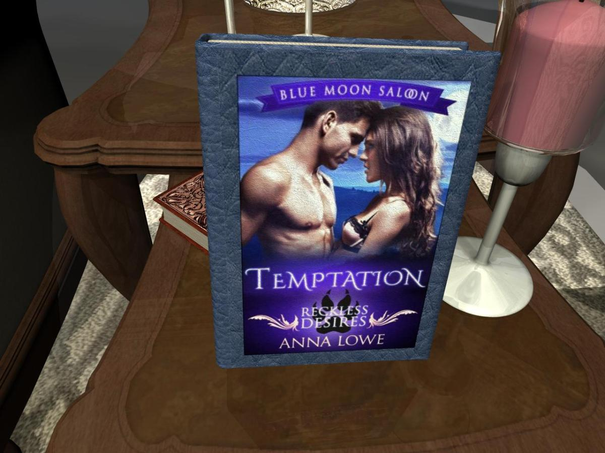Blue Moon Saloon Book 2: Temptation