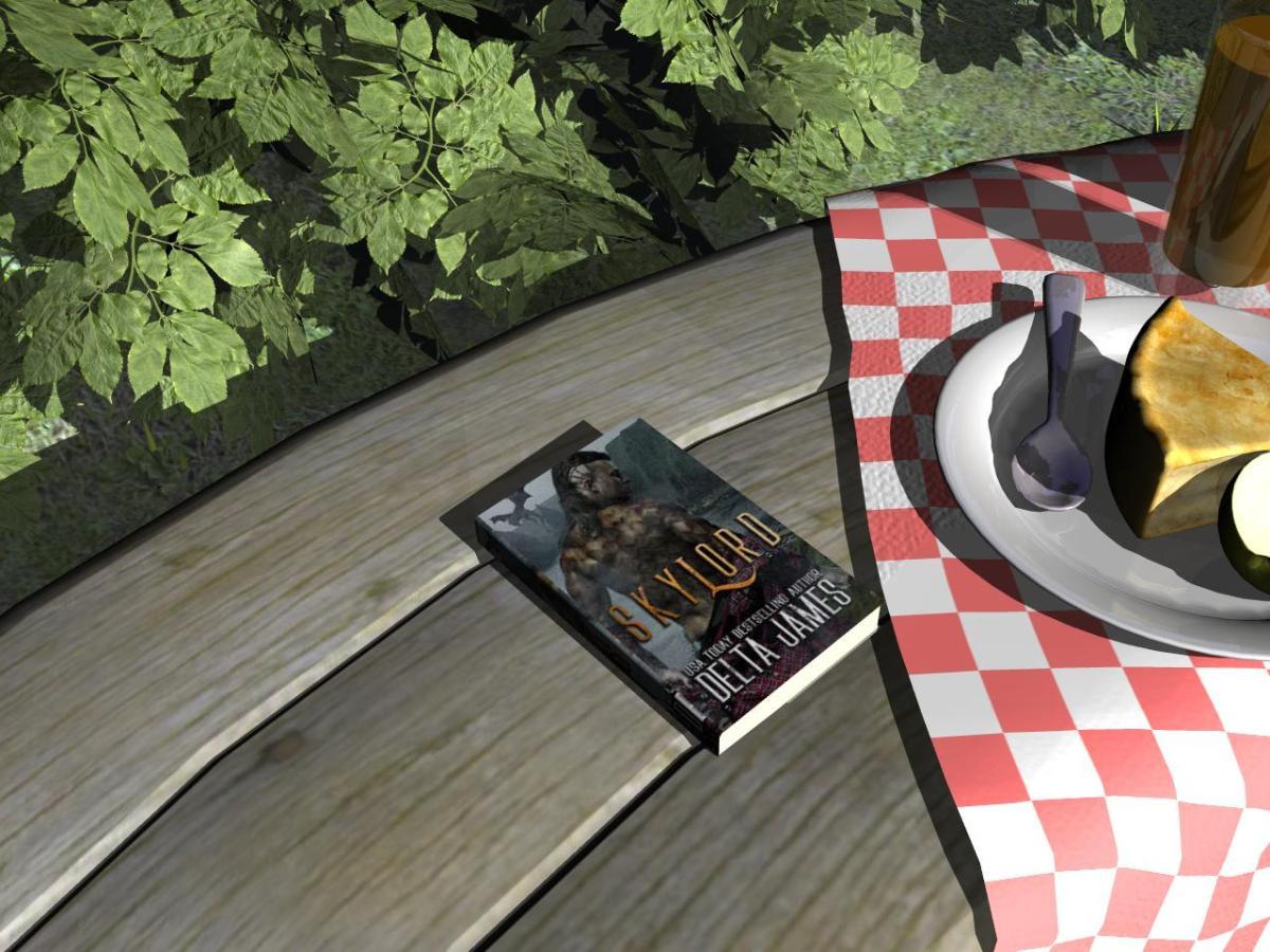 Skylord (Alpha Lords Book7)