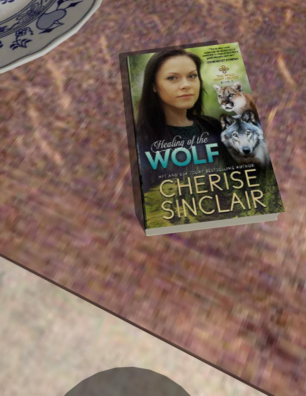 Healing of the Wolf (The Wild Hunt Legacy Book5)