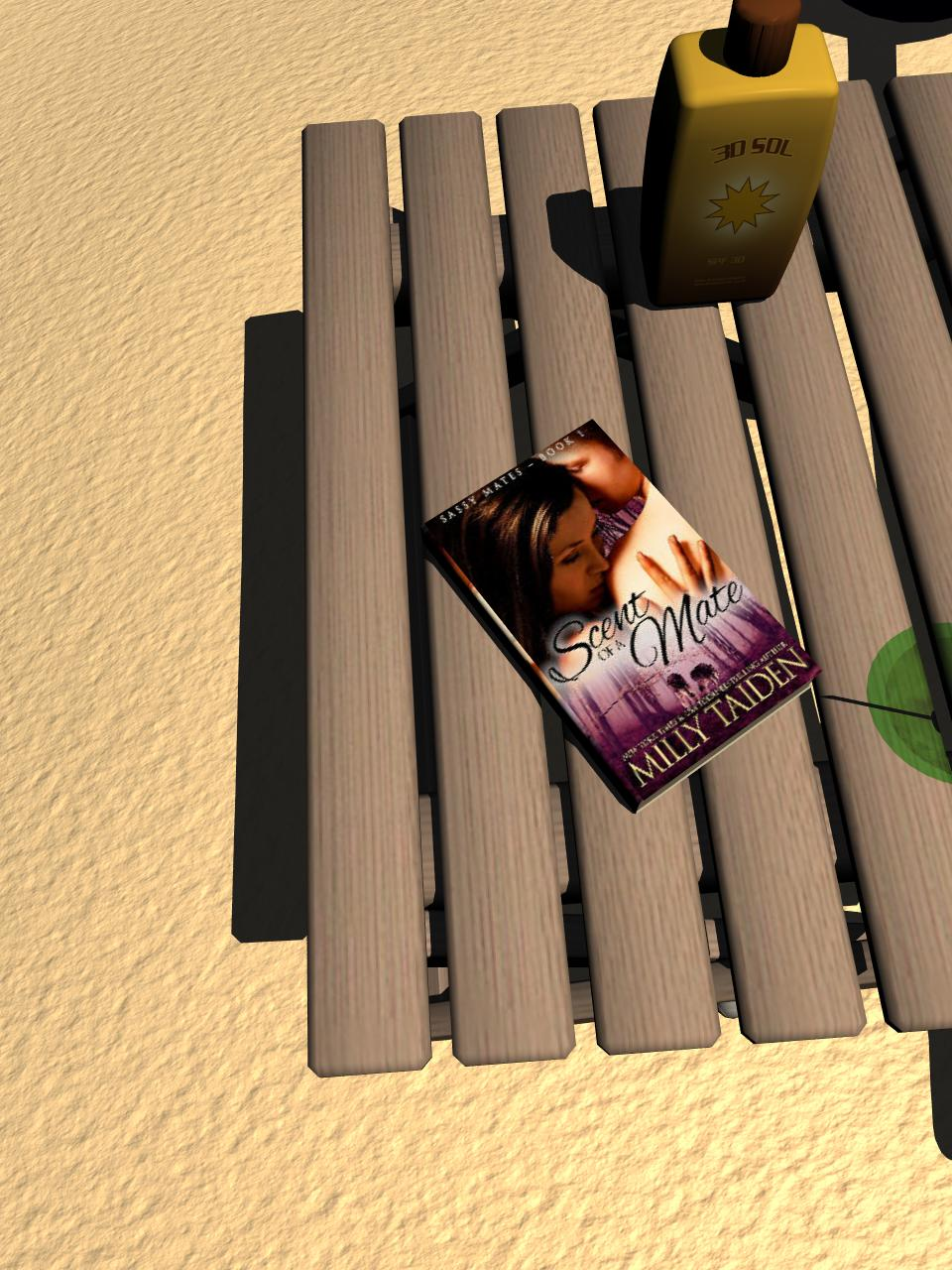 Scent of a Mate: Sassy Mates Book1