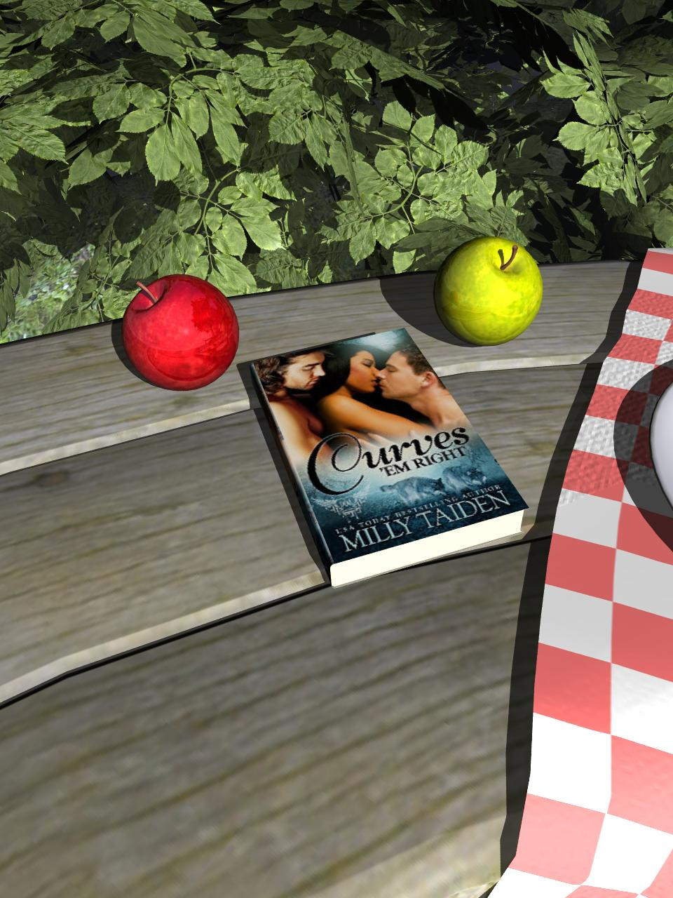 Curves 'Em Right: Paranormal Dating Agency Book4