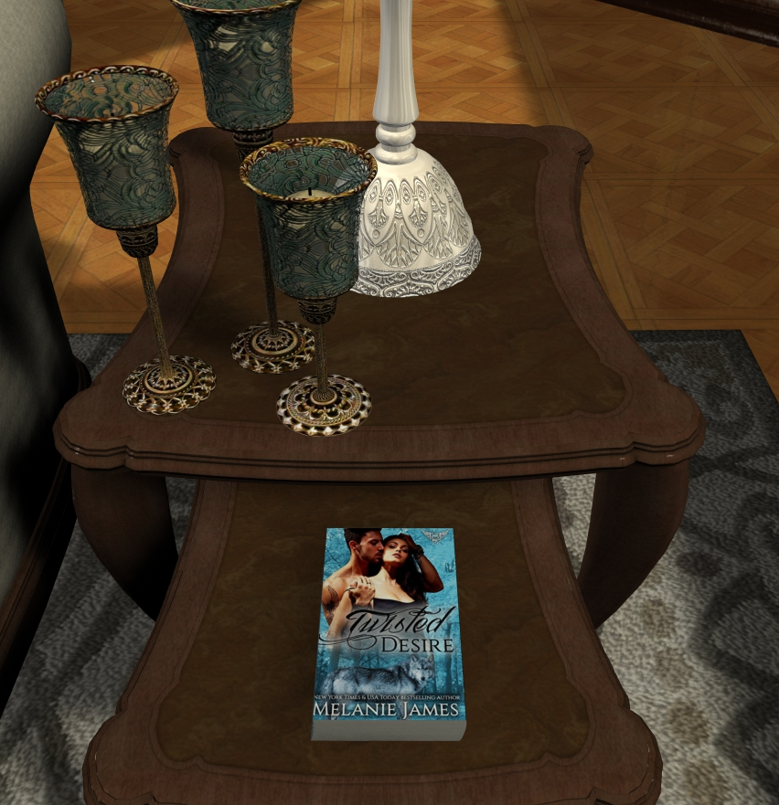 Twisted Desire: Twisted Tail Pack Book4