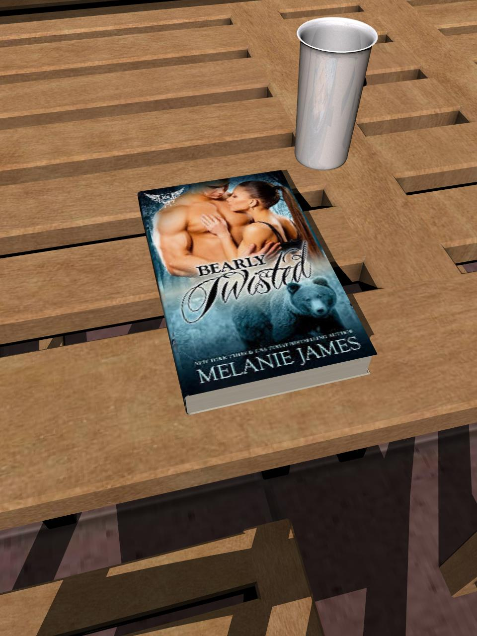 Bearly Twisted: Twisted Tail Pack Book2