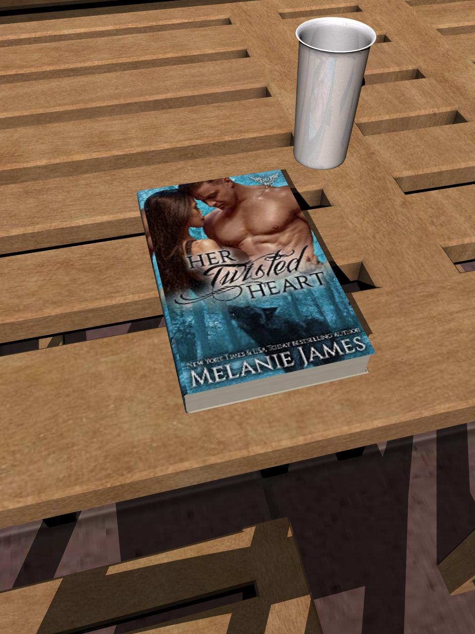 Her Twisted Heart: Twisted Tail Pack Book3