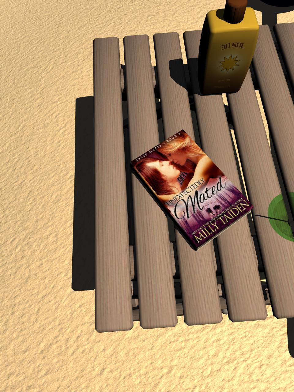 Unexpectedly Mated: Sassy Mates Book3