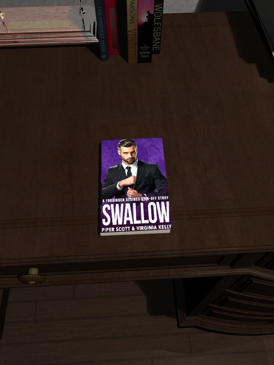 Swallow: A Forbidden Desires Spin-OffStory