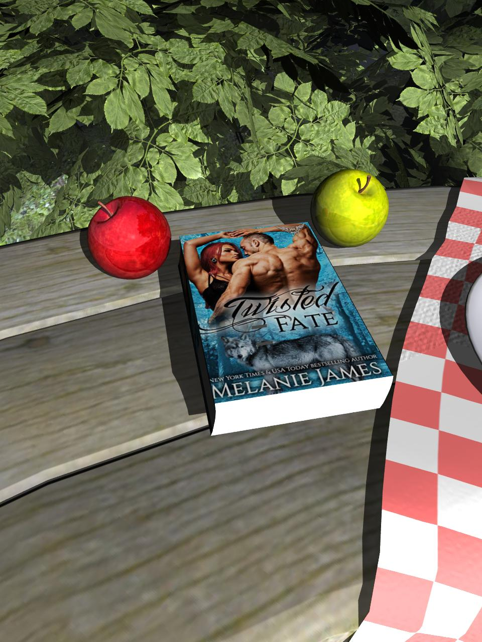 Twisted Fate: Twisted Tail Pack Book5